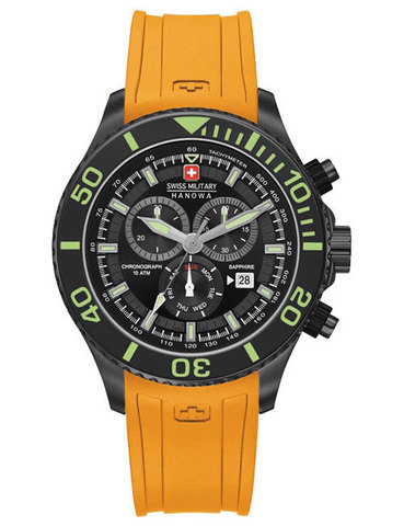 Часы мужские Swiss Military Hanowa 06-4226.13.007.11 Immersion