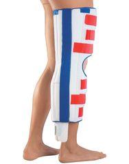 Иммобилизирующая шина (тутор) для коленного сустава medi PTS, с поддержкой голени