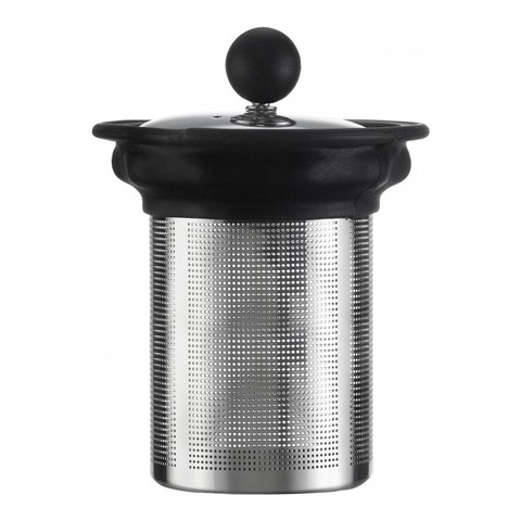 Чайник заварочный Walmer Boss (1,2 литра), черный