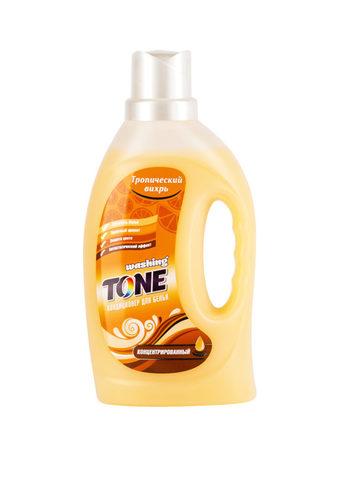 Sellwin Pro  Washing Tone Кондиционер для белья концентрированный Тропический вихрь 1000мл