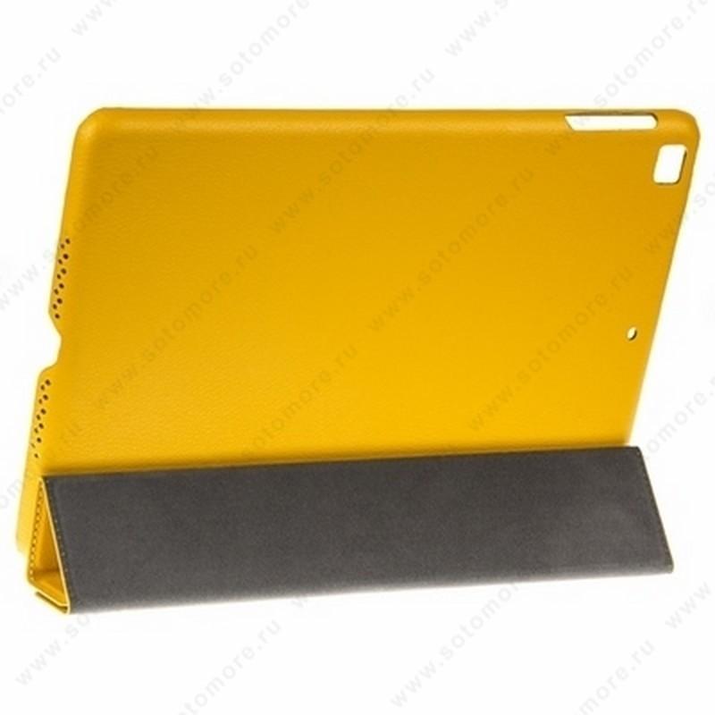 Чехол-книжка HOCO для Apple iPad Air 1 - HOCO Duke series Leather case Yellow