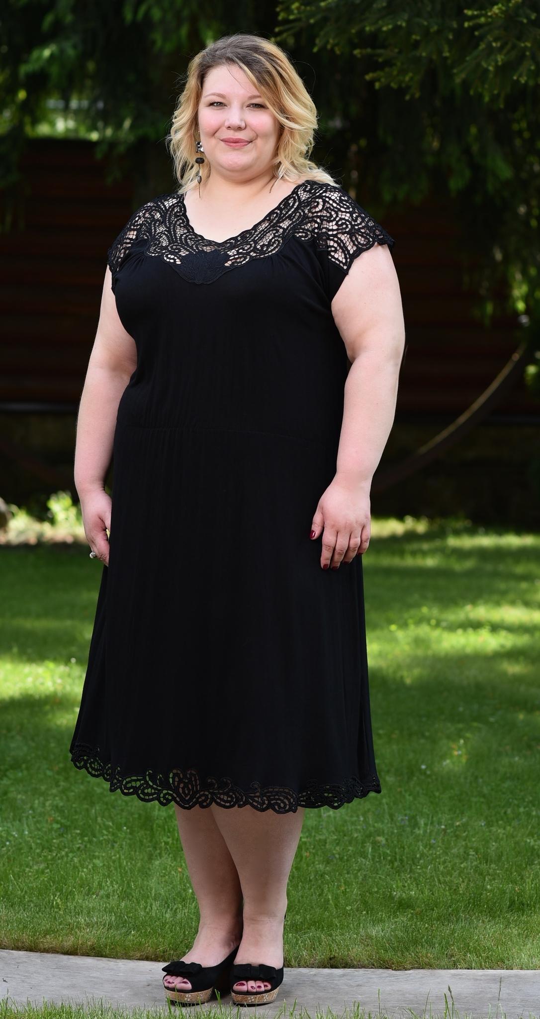 Платье Сидней большого размера