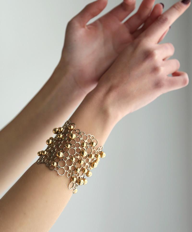 Big Bubble Bracelet