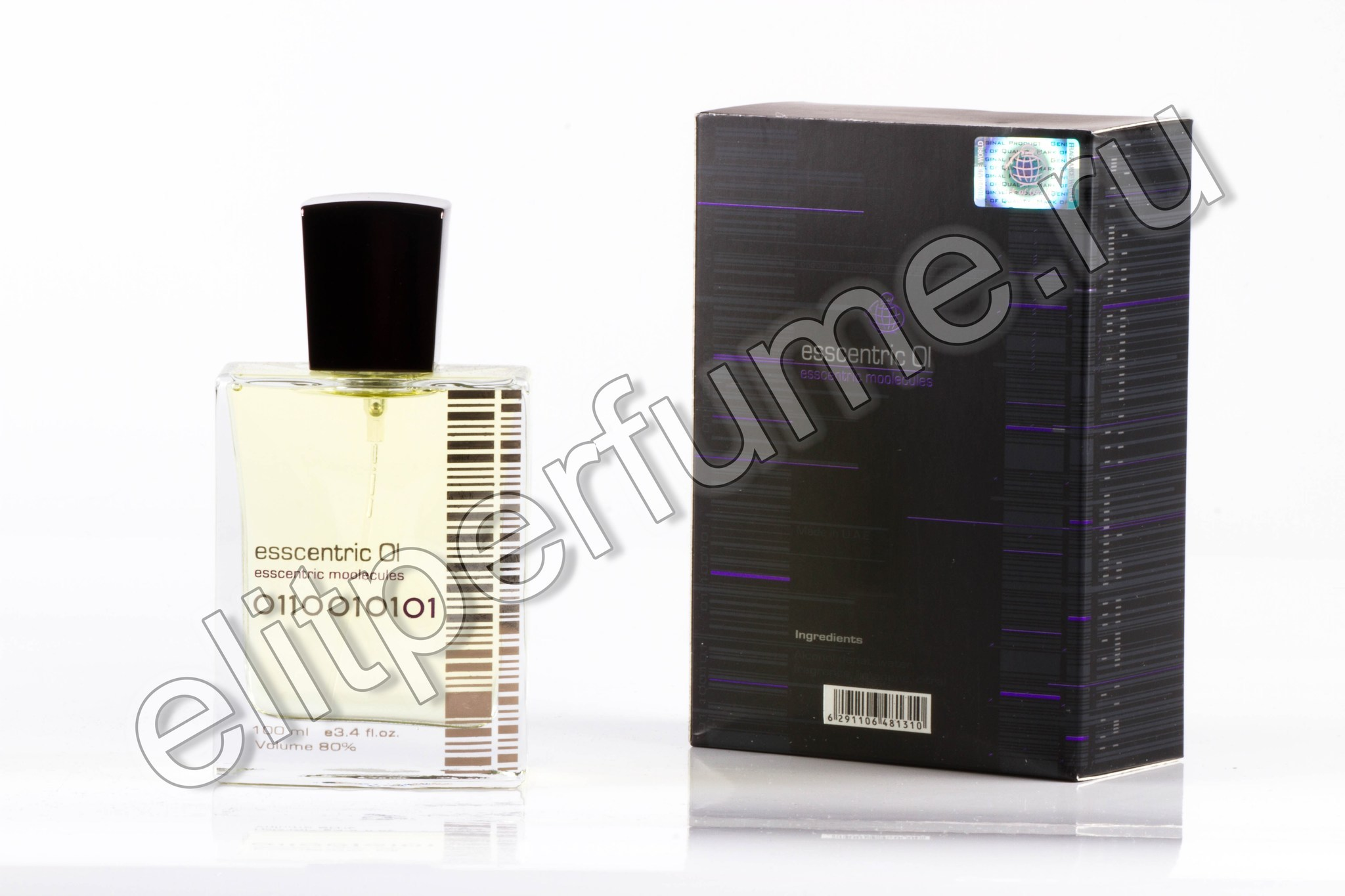 Пробники для Esscentric 01 1 мл спрей от Фрагранс Ворлд Fragrance world