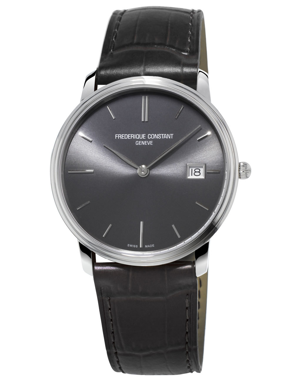 Часы мужские Frederique Constant FC-220NG4S6 Slimline