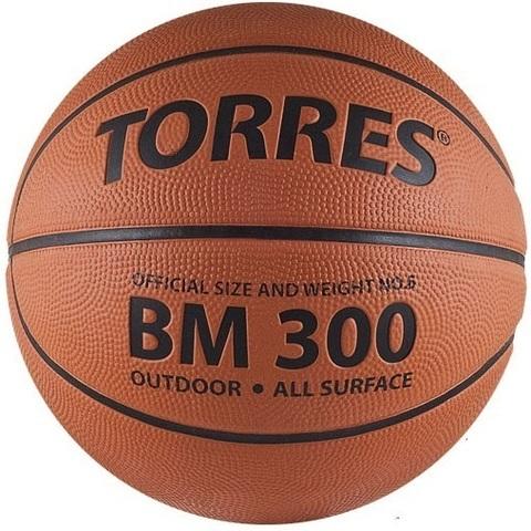 Мяч баскетбольный TORRES BM300 №5