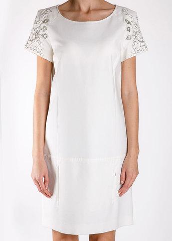 Платье с вышивкой EMILIO PUCCI
