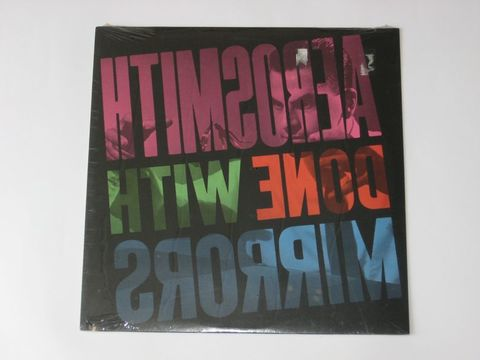 Aerosmith / Done With Mirrors (LP)