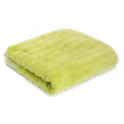Полотенце банное LIANA (зеленое)