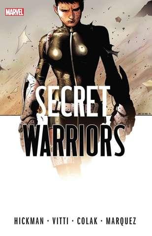 Secret Warriors. The Complete Collection. Vol 2