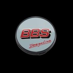 Крышка центрального отверстия BBS Design Line 56.0 мм silver/red/black/grey