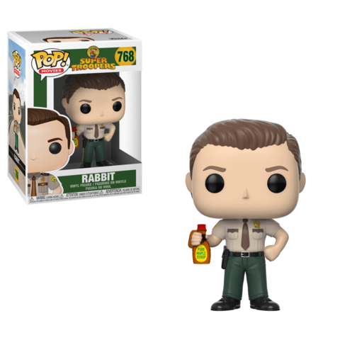 Фигурка Funko POP! Vinyl: Super Troopers S2: Rabbit