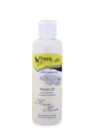 Масло МОНОЙ Monoi Oil Cocos Nucifera, Gardenia Tahitensis нерафинированное, 100 ml