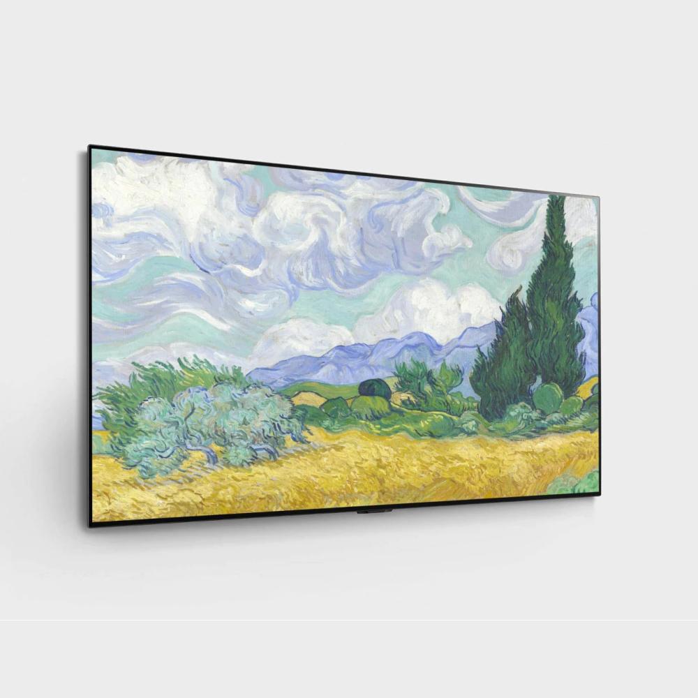 OLED телевизор LG 77 дюймов OLED77G1RLA фото 4