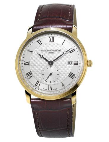 Часы мужские Frederique Constant FC-245M5S5 Slimline