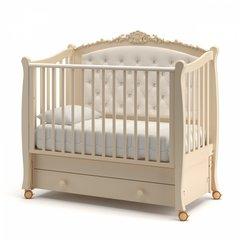 Кровать детская Жанетт new слоновая кость