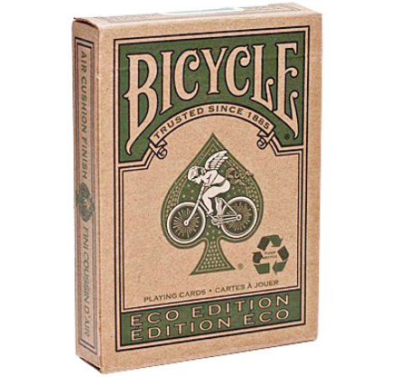 Карты Bicycle Eco