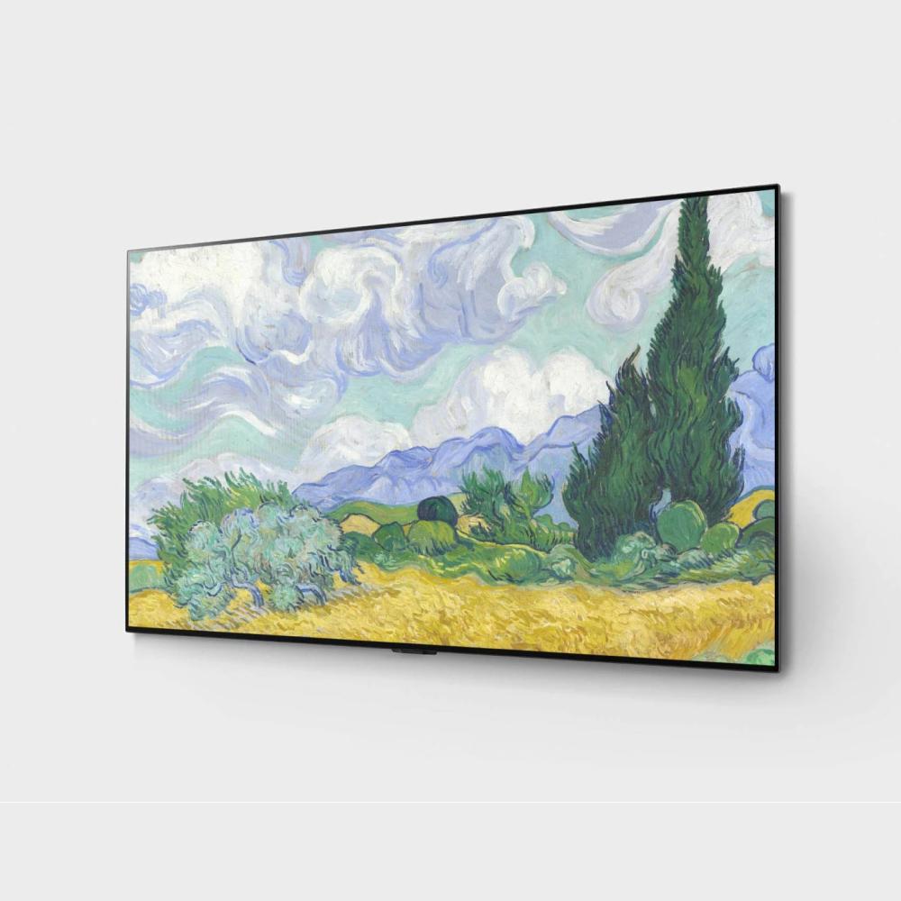 OLED телевизор LG 77 дюймов OLED77G1RLA фото 2