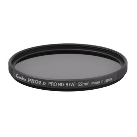 Нейтрально-серый фильтр Kenko Pro 1D ND8 W на 62mm