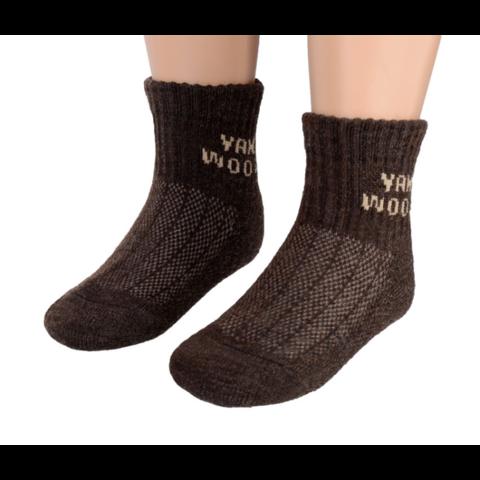 Носки Детские согревающие из шерсти Яка