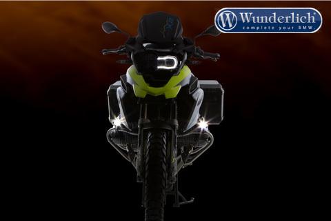 Wunderlich Micro Flooter LED светодиодные дополнительные фары на дуги черный