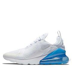 Кроссовки Nike Air Max 270 White Blue