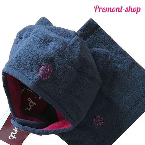 Шапка и манишка Premont WP81902 Grey