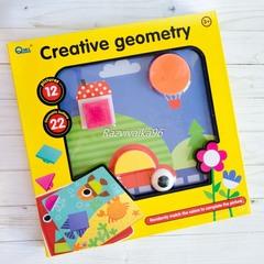 Мозаика геометрия Creative geometry