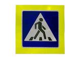 Дорожный светодиодный знак СИД 5.19 «Пешеходный переход»