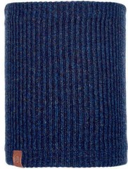 Шарф-труба вязаный с флисовой подкладкой Buff Neckwarmer Knitted Polar Lyne Night Blue