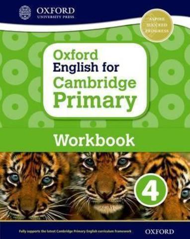Oxford English for Cambridge Primary, Workbook 4