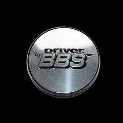Крышка центрального отверстия BBS Driver 56.0 мм silver/black/silver