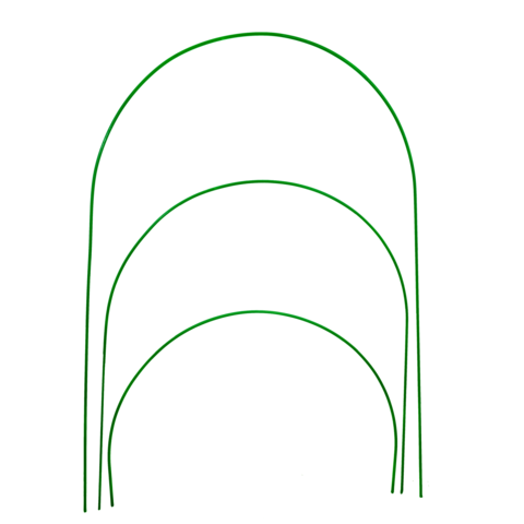 Дуги для парника 3,0м Стальная труба