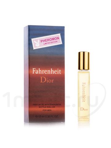 мужские духи с феромонами Dior Fahrenheit