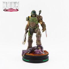 Дум статуэтка солдата Doom Slayer из игры