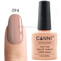 Canni, Гель-лак № 094, 7,3 мл