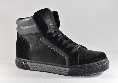Ботинки утепленные Panda 016-2020-4