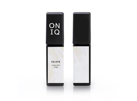 Гель-лак ONIQ Tie-dye - 170 Vanilla white, 6 мл