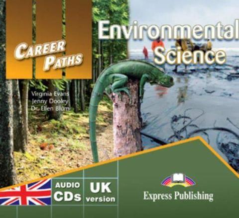 Environmental Science (Audio CDs) - Диски для работы (Set of 2)
