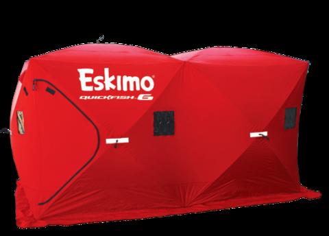 Зимняя палатка Eskimo Quickfish 6