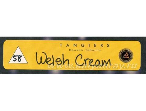 Tangiers Noir Welsh Cream