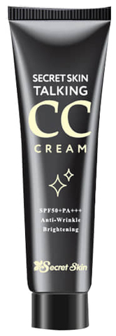 SECRET SKIN Крем CC сияющий SECRETSKIN TALKING CC CREAM 30мл