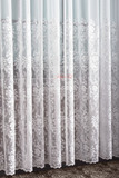 Тюль Адель-2 матовый батист (молочный)