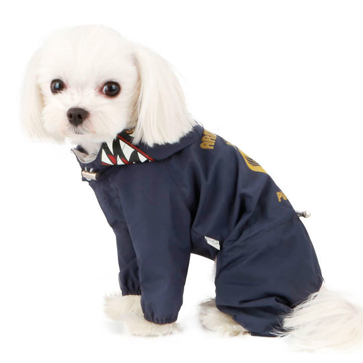 дождевики для собак Puppyangel