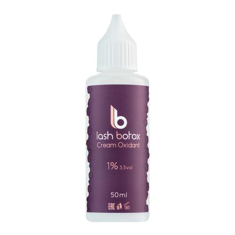 Оксидант 1% для краски Lash Botox 50мл