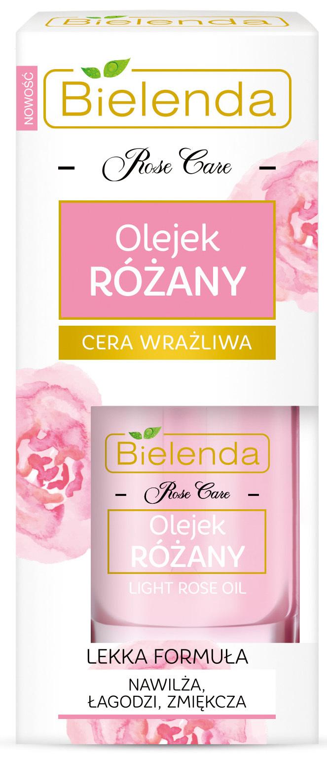 ROSE CARE Розовое масло для лица 15 мл