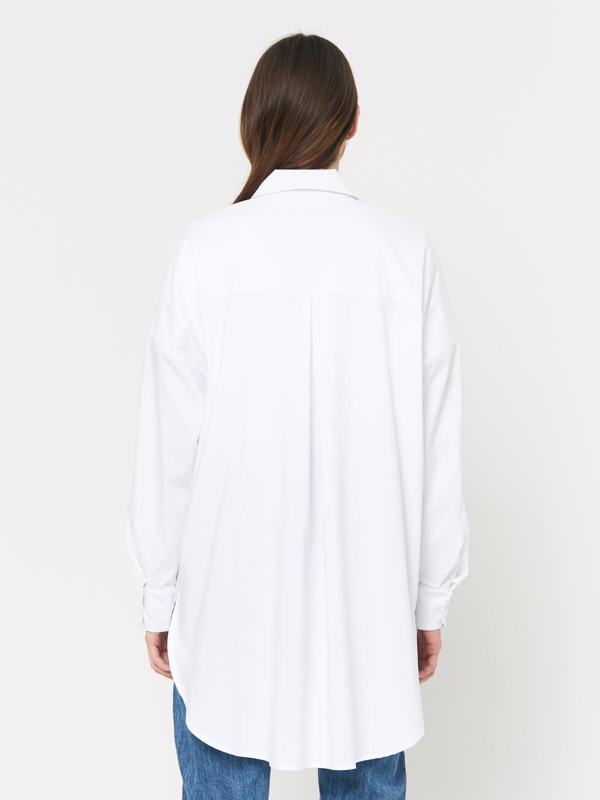 Рубашка Melody, Белый