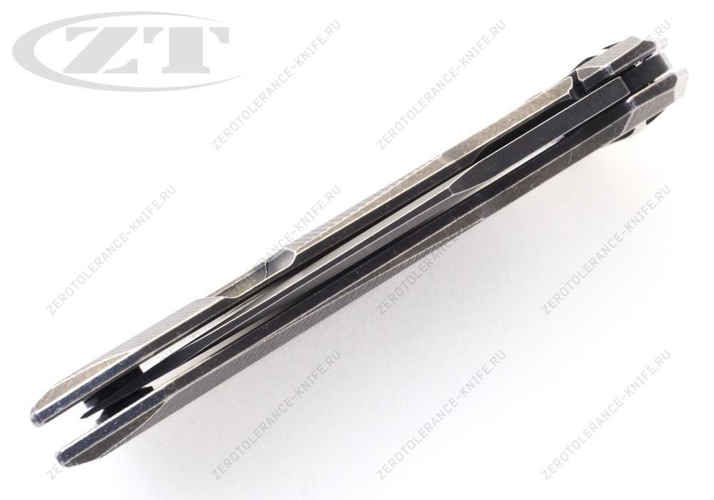 Нож Zero Tolerance 0095BW NCTH - фотография