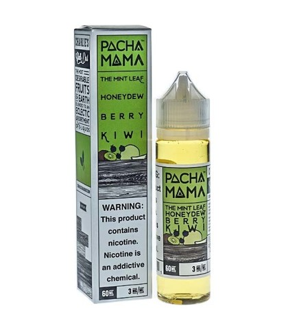 Pacha Mama Pacha Mama: Жидкость The Mint Leaf Honeydew Berry Kiwi