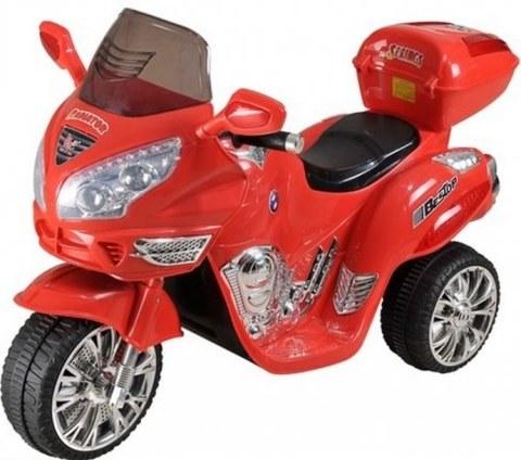 Электромотоцикл Rivertoys Moto HJ 9888-RED красный